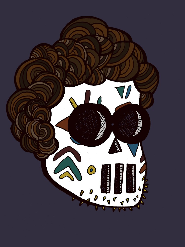 Mexico's skull by LucyNuzit