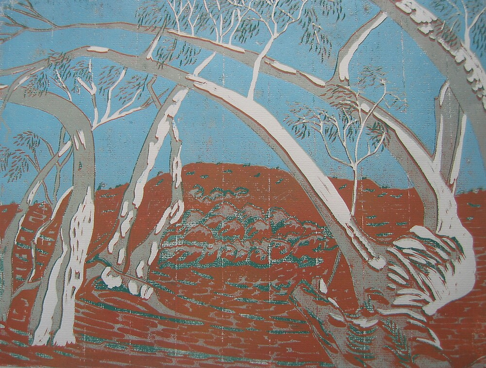 Gums on the Canning by Pip Williams