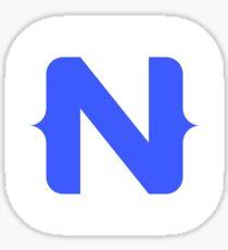 Nativescript Sticker
