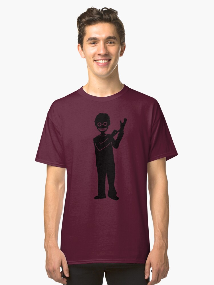 Alternate view of Weird guy Classic T-Shirt