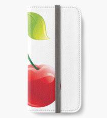 Cheery Cherry iPhone Wallet/Case/Skin