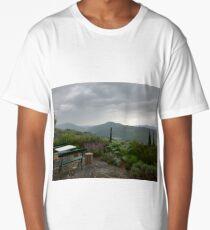 Hills of Tuscany Long T-Shirt