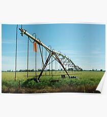 irrigation Poster