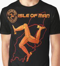 Isle of Man  Graphic T-Shirt