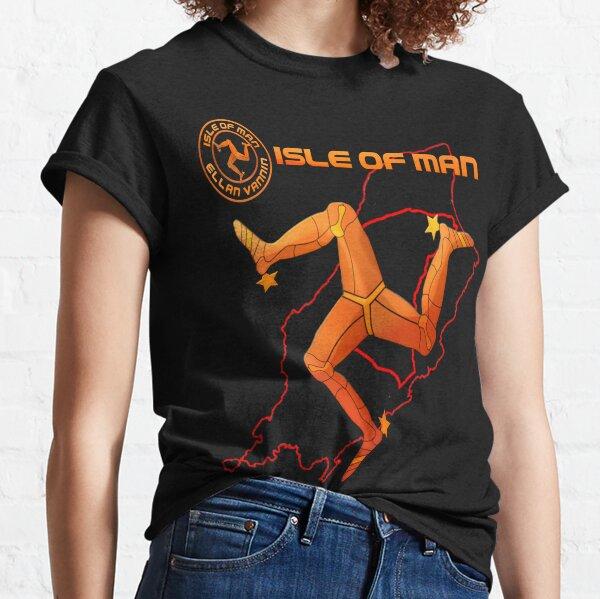 Isle of Man  Classic T-Shirt