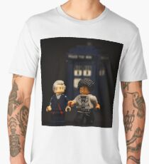 The Doctor and Bill Men's Premium T-Shirt