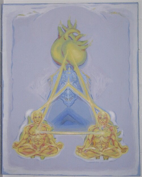 The Trinity by Tairy