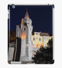 Fairytale Mansion - Cascais Portugal Night Magic iPad Case/Skin