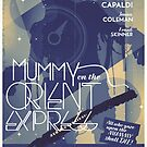 Mummy On The Orient Express by Stuart Manning