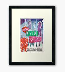 The Husbands of River Song Framed Print