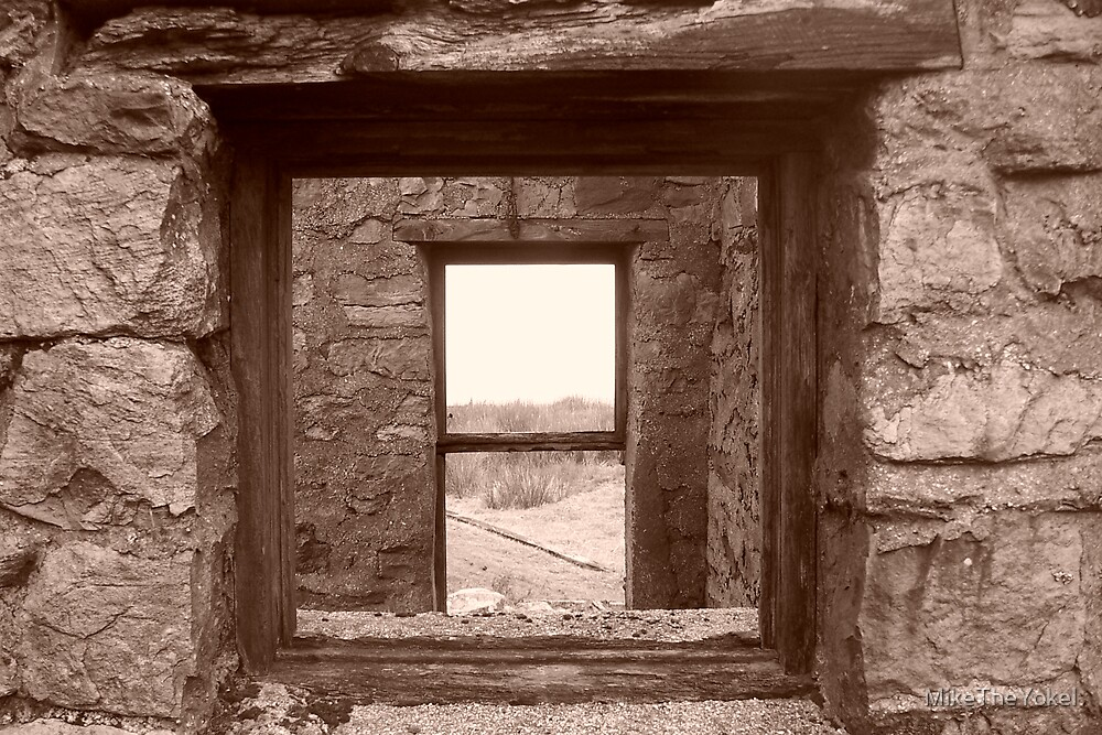 through windows by MikeTheYokel