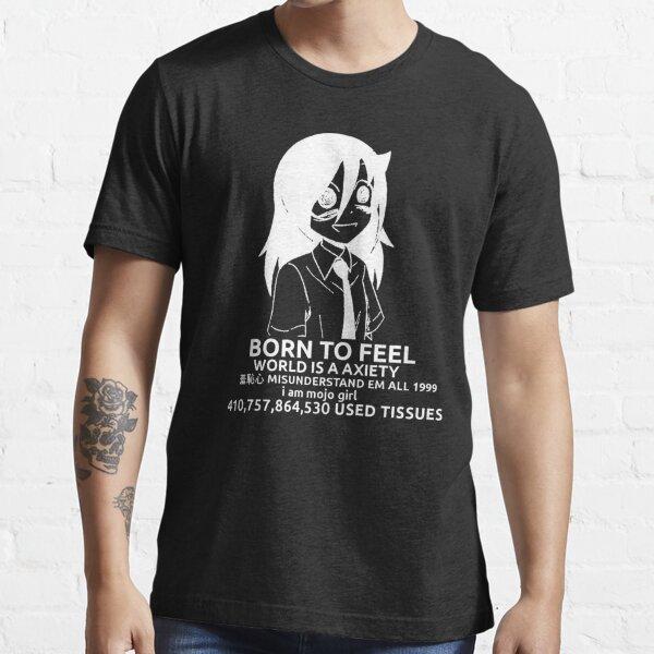 Watamote - Born to feel Essential T-Shirt