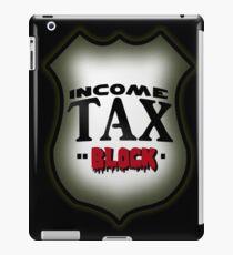 So Eighties Income Tax iPad Case/Skin