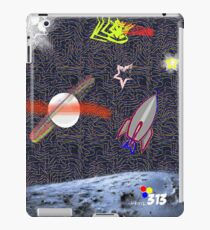 Space Paper iPad Case/Skin