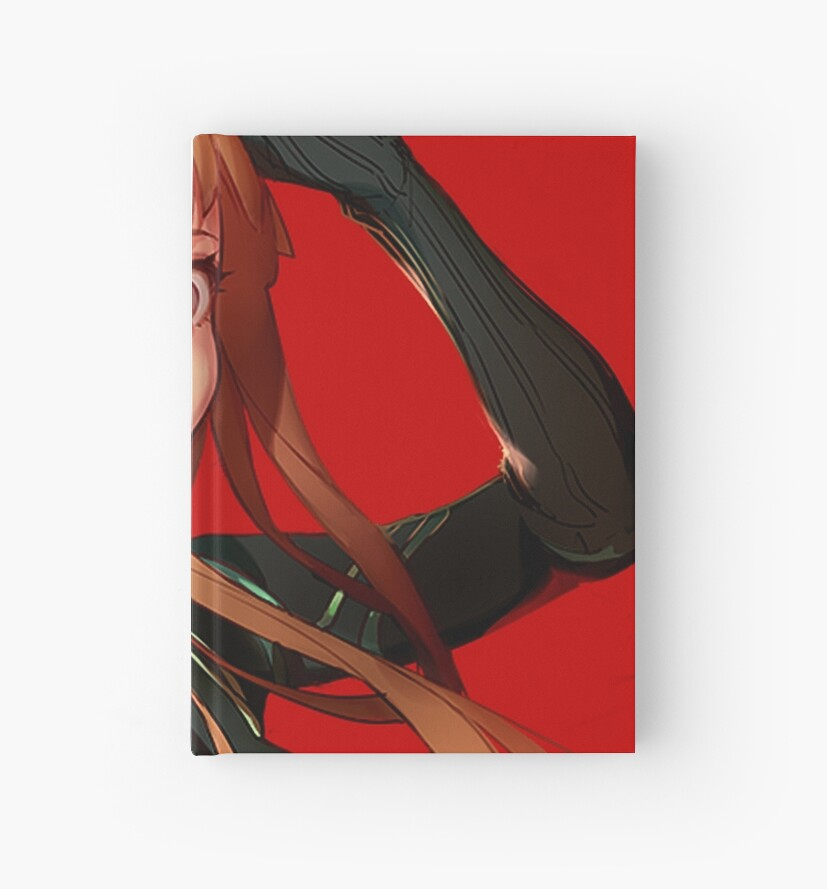 """persona 5 futaba sakura"" hardcover journals"