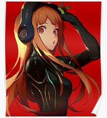 Persona 5 Futaba Sakura Poster