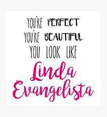 Look Like Linda I Photographic Print