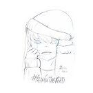 Sketch 047 - #PrayForTheWorld by liajung