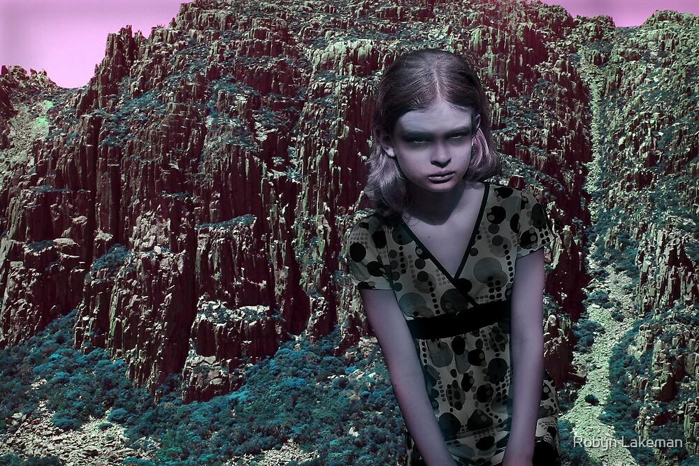 Lauren's world by Robyn Lakeman