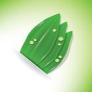 green plant and drops by valeo5
