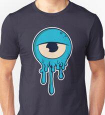 落ちる - Dripping Boredom Monster Unisex T-Shirt