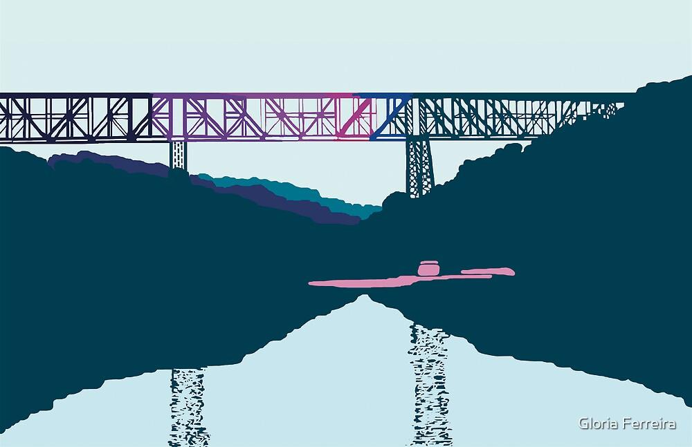 High Bridge by Gloria Ferreira