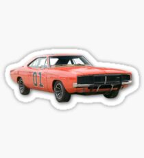 General Lee Sticker