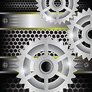 gears background by valeo5