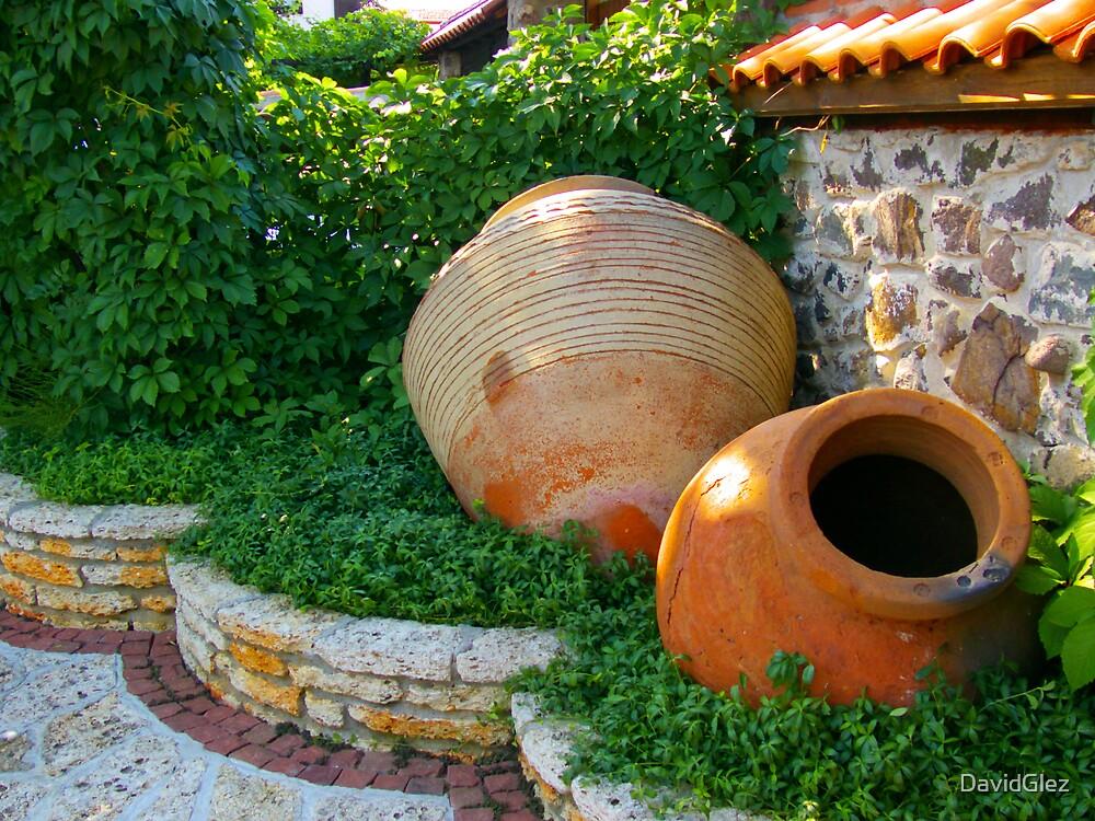 Gigantic pots by DavidGlez