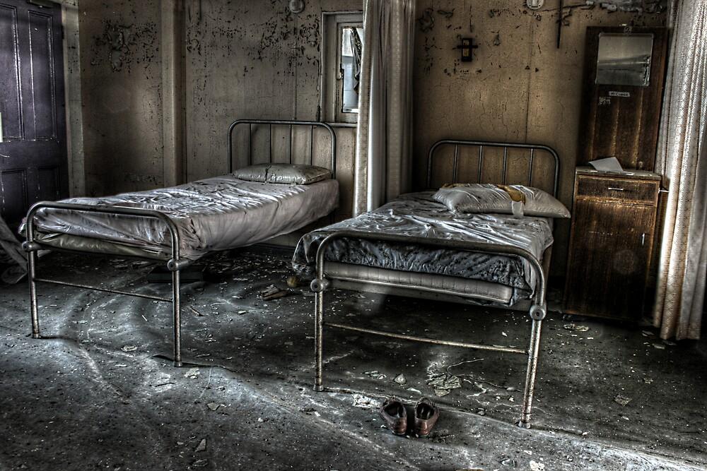 Bedtime by Richard Shepherd