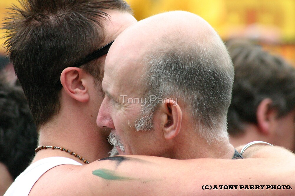 WHEN WE TWO PARTED by Tony Parry