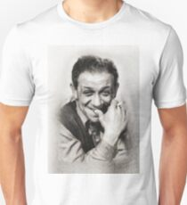 Sid James, Vintage Carry On Star by John Springfield Unisex T-Shirt