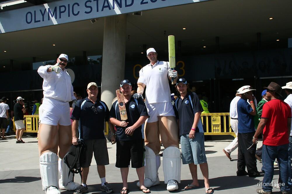 cricket 2007 by rhondalee