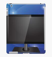 tv screen iPad Case/Skin