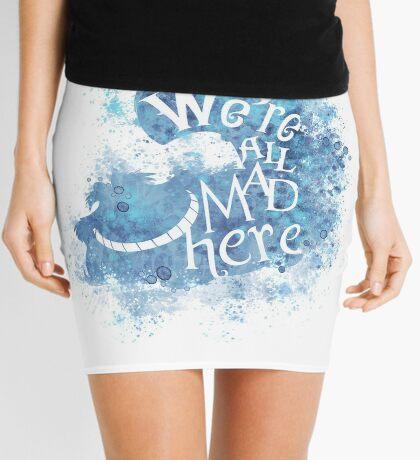 Todos somos hechos aqui Minifalda