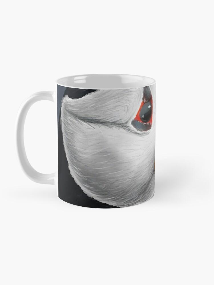 Alternate view of Puffin Mug