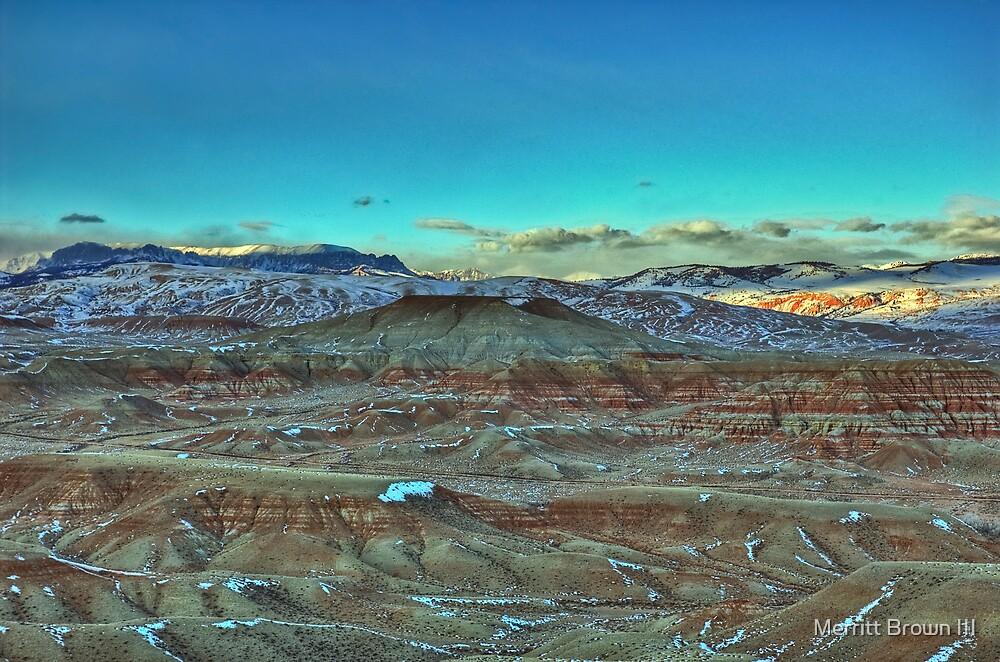 From the overlook by Merritt Brown III
