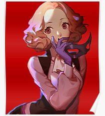 Persona 5 Haru Okumura Poster