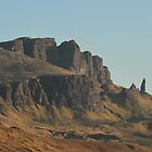 The Old Man of Storr by Maria Gaellman