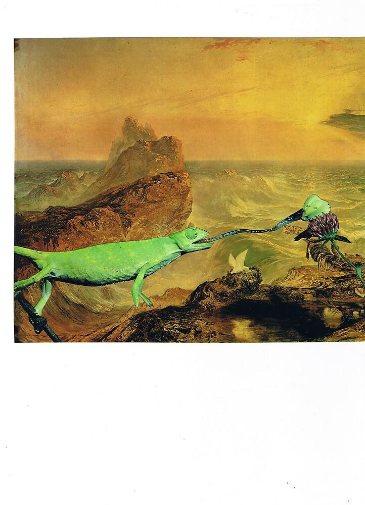 Karma Chameleon by atomikboy