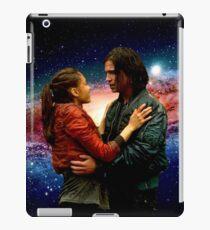 Raven & Finn (the 100) iPad Case/Skin