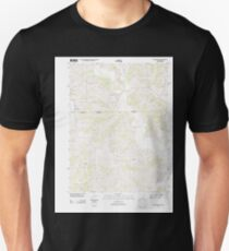 USGS TOPO Maps Iowa IA Pleasanton 20130426 TM Unisex T-Shirt