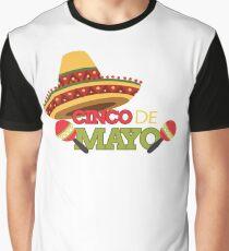 Cinco de Mayo T Shirt 4 Graphic T-Shirt