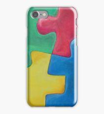 PUZZLE? iPhone Case/Skin
