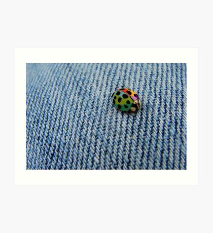 Wonderbug Art Print