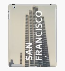 San Francisco (San Francisco) iPad Case/Skin
