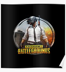 Player Unknown's Battlegrounds  Poster