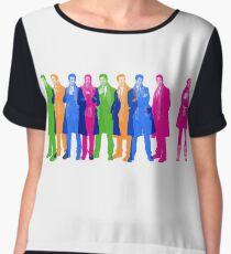 Groundhog Day - The Musical! Women's Chiffon Top