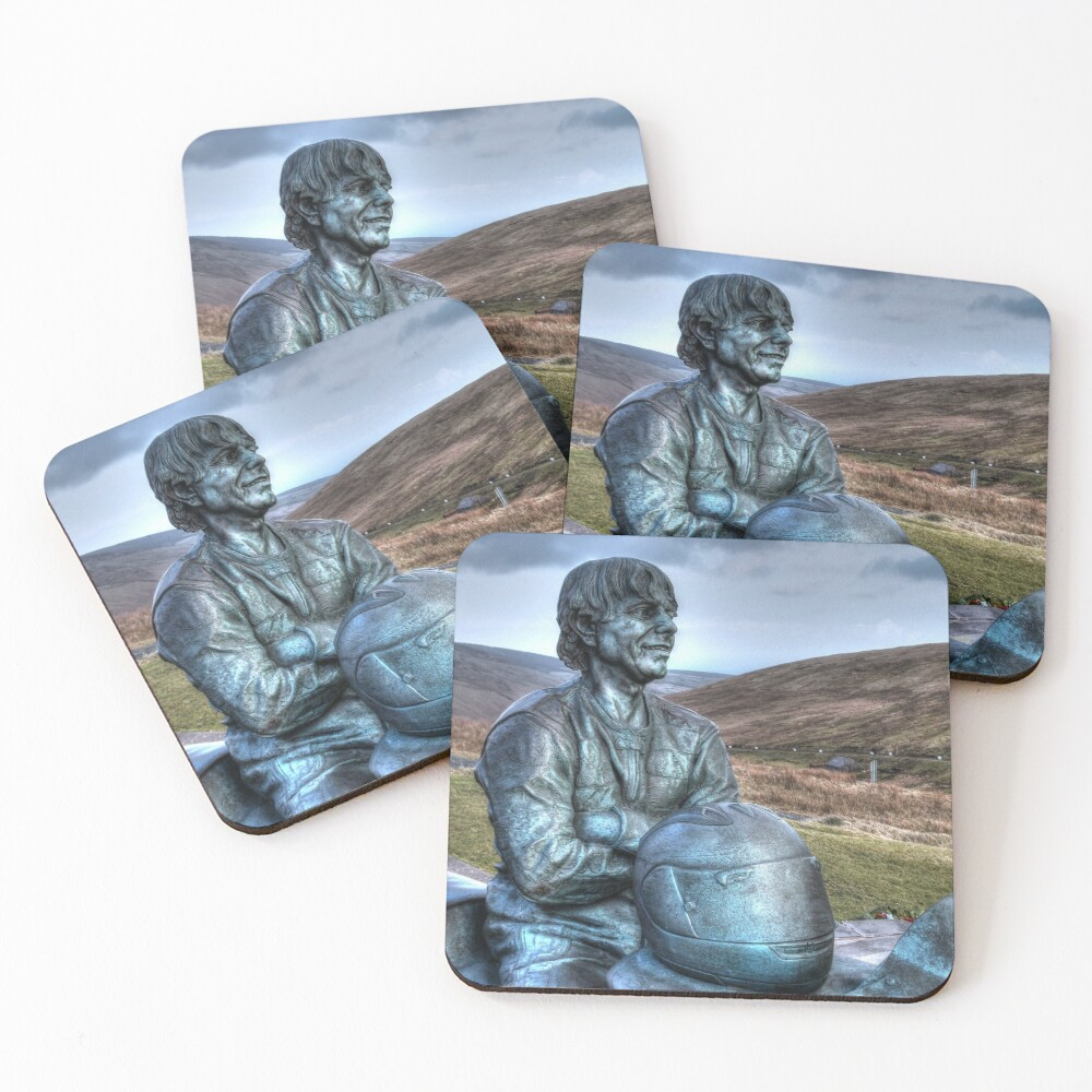 joey on the mountain Coasters (Set of 4)