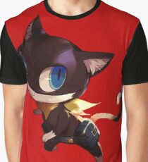 Persona 5 Morgana Graphic T-Shirt
